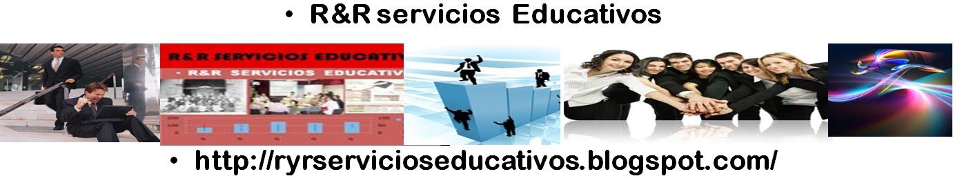 RyR SERVICIOS EDUCATIVOS