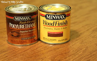 Minwax Stain Polyurethane Sealer
