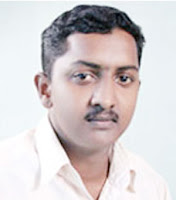 Father, Patry, Life, Read, Near, Branch,Thodupuzha, Kvartha, Malayalam Vartha, Malayalam News, Aneesh Rajan, SFI, Conference.