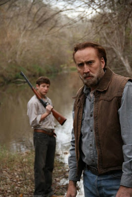 Nicolas Cage in David Gordon Green's Joe