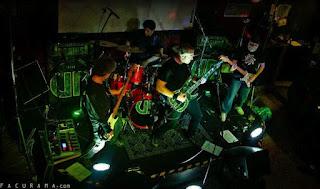 Unmasked Brains - Rio de Metal. Foto por Adriano Facuri