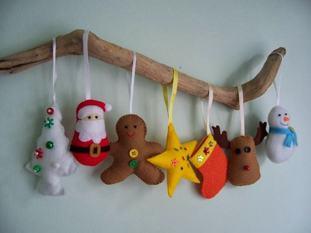 Easy Christmas Crafts: Homemade Decorations for Christmas Tree
