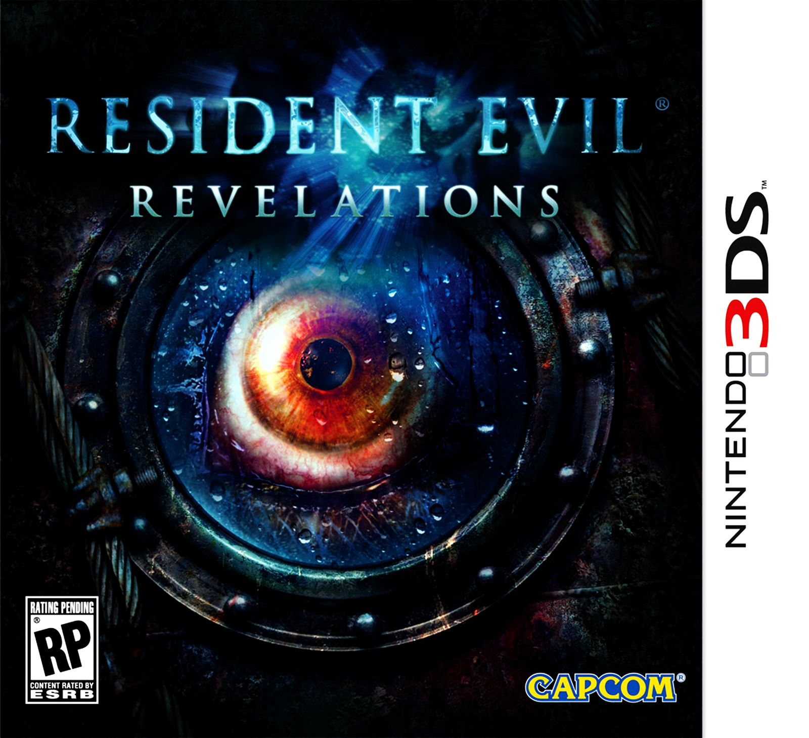 Resident Evil Hd Wallpaper: Resident Evil Revelations HD Game Wallpapers HQ Wallpapers