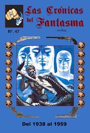 LAS CRÓNICAS DEL FANTASMA: Colección Completa /47 VOLS.  TEMÍSTOCLES & GROMACHES