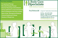 The Body Care Specialists