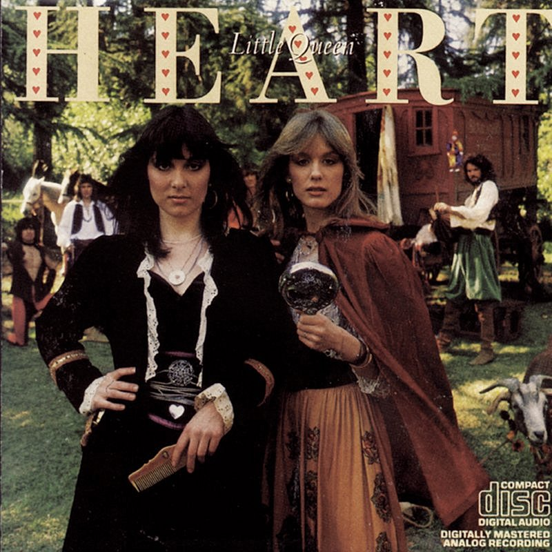 Heart - Barracuda On Little Queen (1977) - WLCY Radio