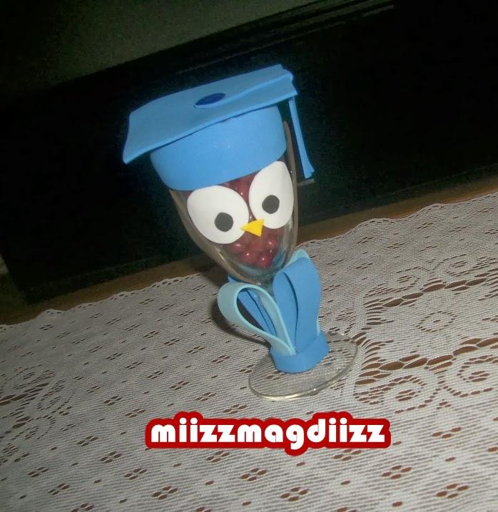 Miizzmagdiizz1: Copas De Graduación // Buhos