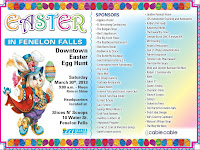 image Fenelon Falls Easter 2013 Poster