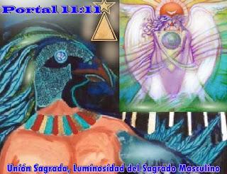 La Unidad Sagrada regresa para equilibrar la balanza con la puesta a tierra de la Luminosidad del Sagrado Masculino.