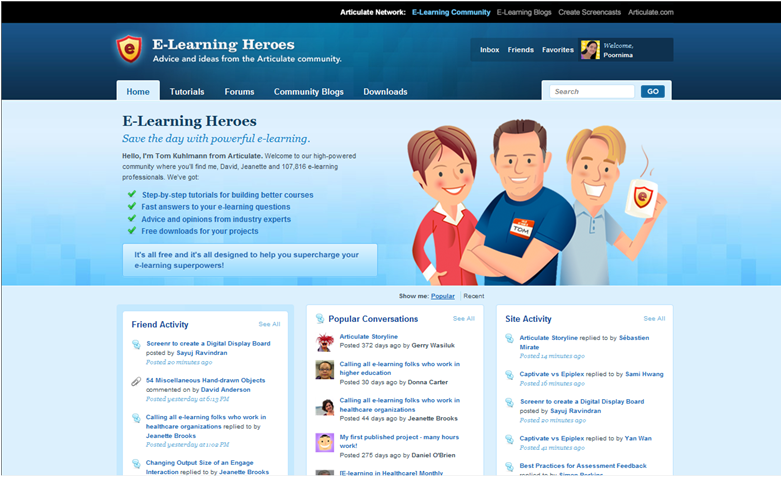 Instructional Designing: Branding Your E Learning Courses