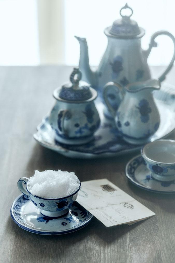tazza di neve