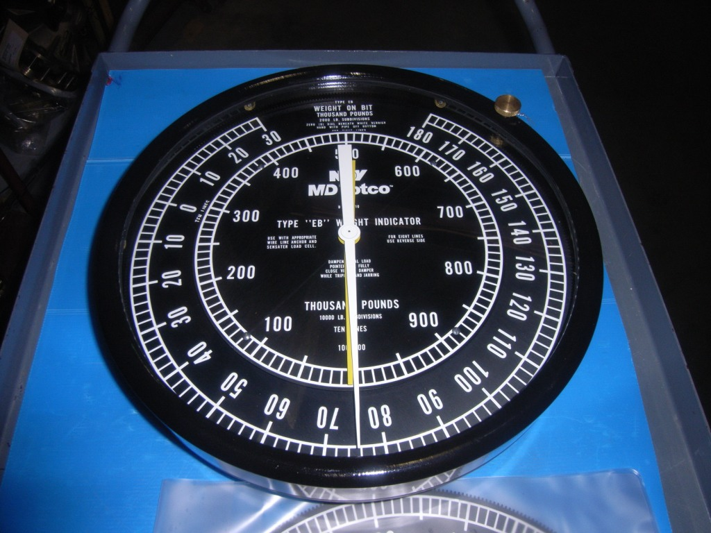 Marten Decker Load Indicator : Cv taruna jaya mandiri md totco
