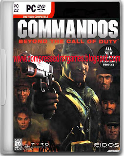 Commandos Beyond the Call of Duty Cover