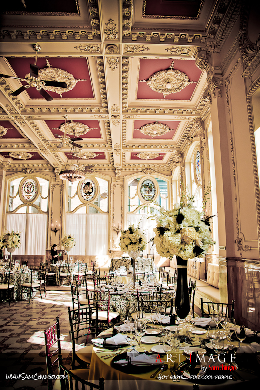 Wedding at The Dorrance