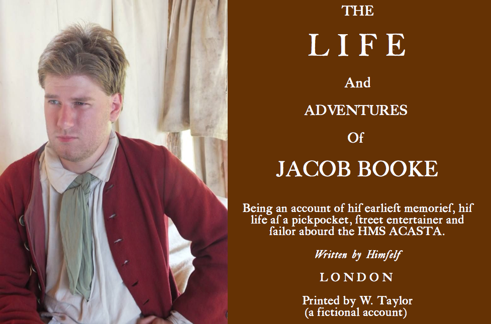 Memoirs of Jacob Booke
