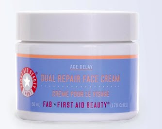 First Aid Beauty, First Aid Beauty Dual Repair collection, First Aid Beauty Dual Repair Face Cream, First Aid Beauty skincare, First Aid Beauty skin care, First Aid Beauty moisturizer, First Aid Beauty face cream, moisturizer, face cream, skin, skincare