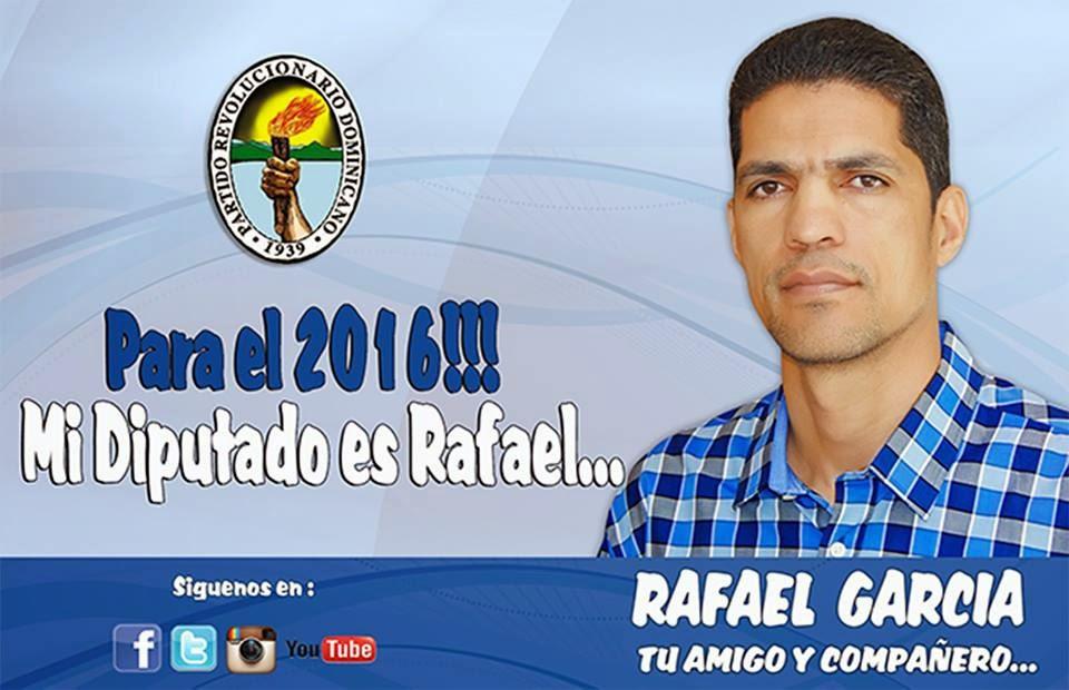 Rafael García Diputado