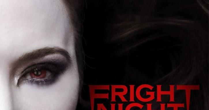 Fright night insert movie poster