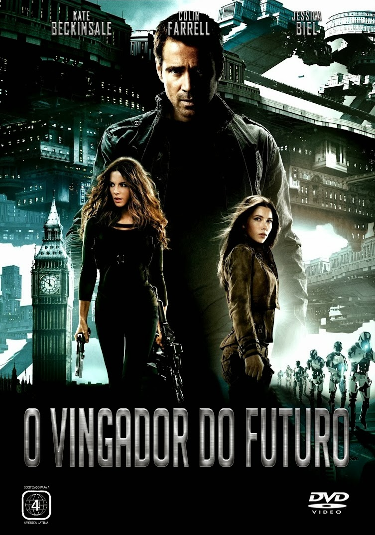 O Vingador do Futuro – Legendado (2012)