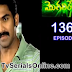 Mogali Rekulu Daily Serial in GEMINI TV May 24th Friday 05-24-2013 Final Episode 1368