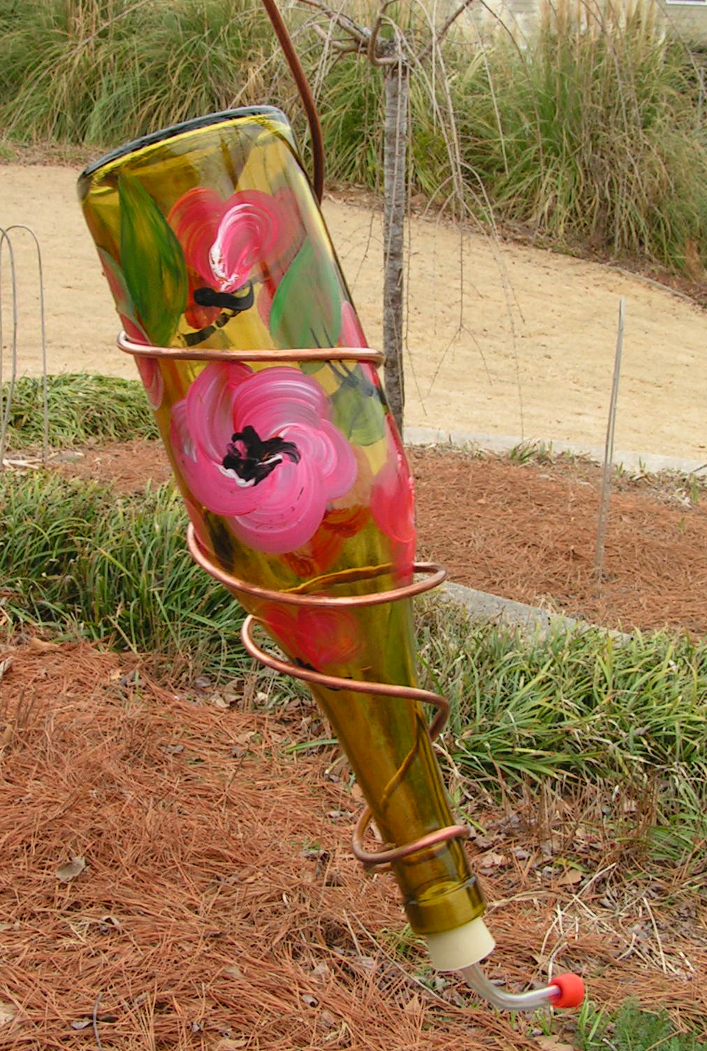artsy vava make your own hummingbird feeder