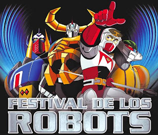 FESTIVAL DE LOS ROBOTS - EL GALACTICO (1978)
