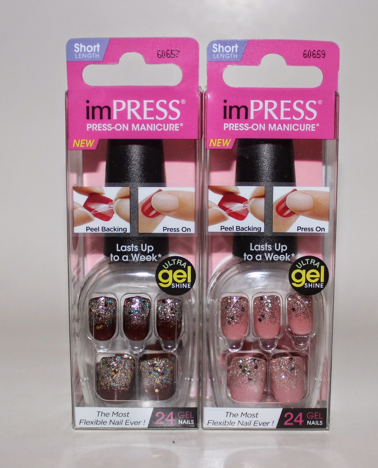 ImPress Press-On Manicure in Glitz & Glamour