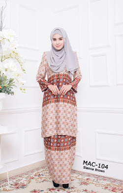 MYESHA AMBERLY COLLECTION -  Sienna Brown