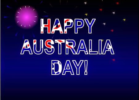 australia day wishes for whatsapp