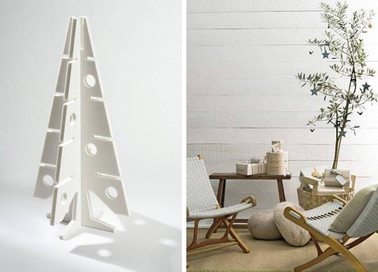 Tendencias en decoraci n para esta navidad decoguia tu - Decoracion navidena minimalista ...