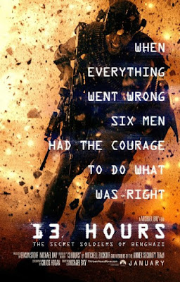 Download 13 Hours: The Secret Soldiers of Benghazi Movie