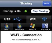 trasferimento file tra pc e iphone