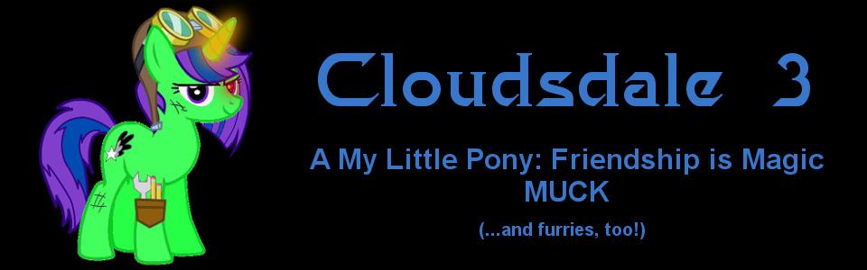 Cloudsdale 3 MUCK