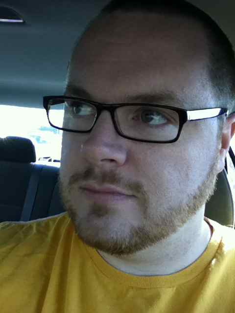 Why I Write: Andrew Scott