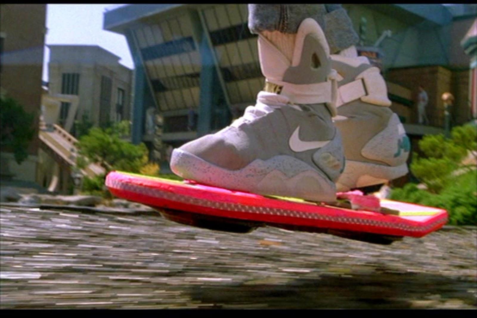 """Zapatos deportivos Nike de """"Volver al Futuro 2"""""""
