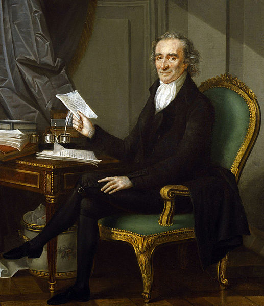 thomas paine on american society Thomas paine was important to the american revolution because he was able to inspire people to the revolutionary cause through his arguments in common sense and the american crisis most historians agree that in 1776 there were essentially three distinct political opinions in the colonies.