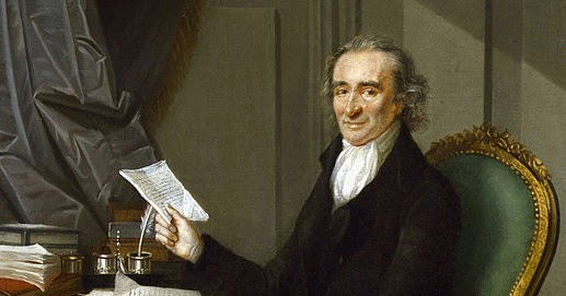the background of the treason charges against thomas paine in 1793 Age of reason by thomas paine  as mystery and miracle took charge of the past and the  to demand that a decree of accusation be passed against thomas paine.