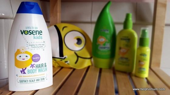 vosene kids hair and body wash