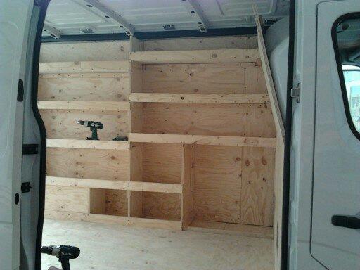 b e s d habillage et am nagement de v hicules utilitaires. Black Bedroom Furniture Sets. Home Design Ideas