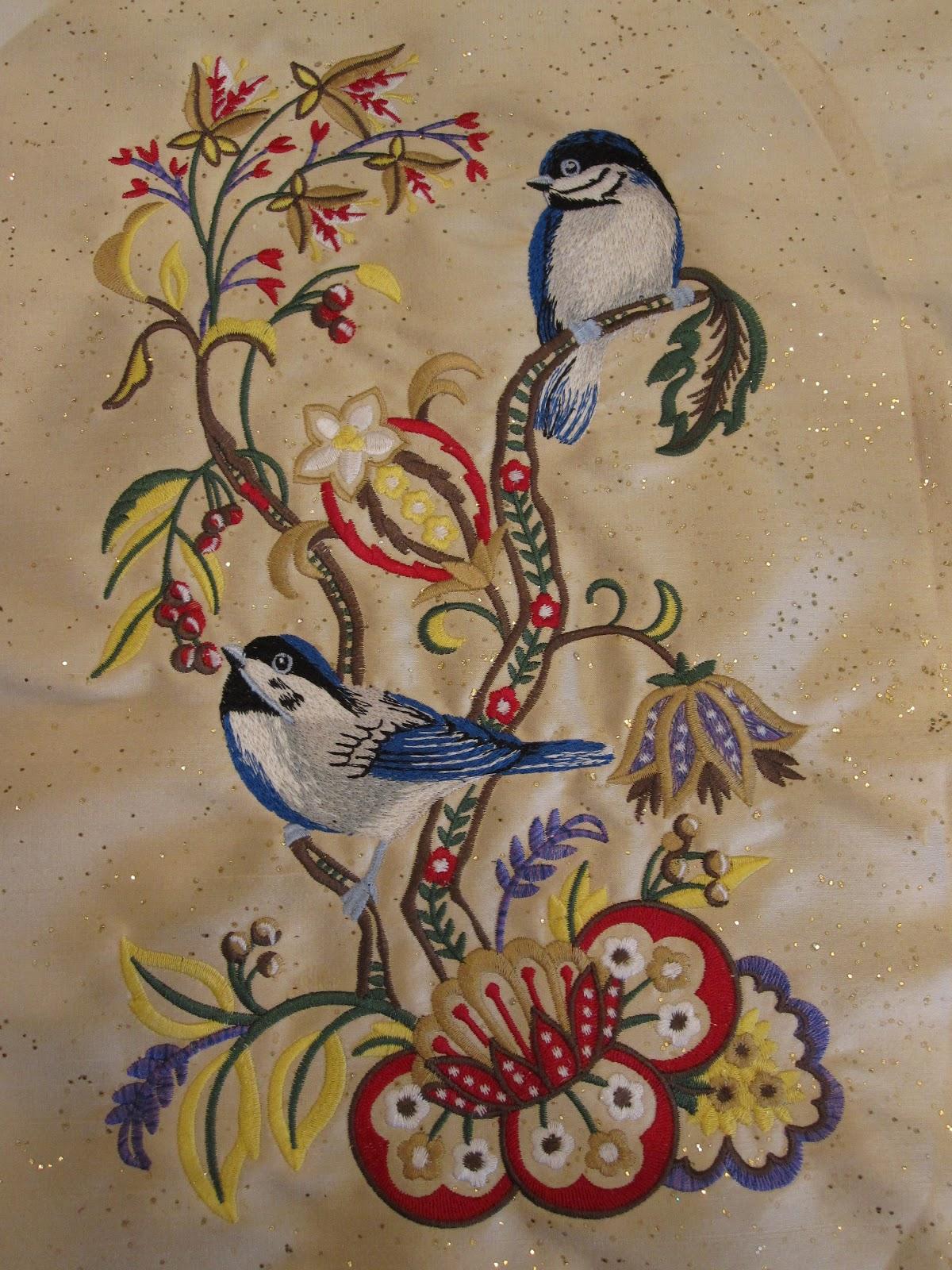 Cheeky Cognoscenti My Turn Machine Embroidery Blog Hop And