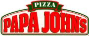Papa Johns Pizza Franchise Logo