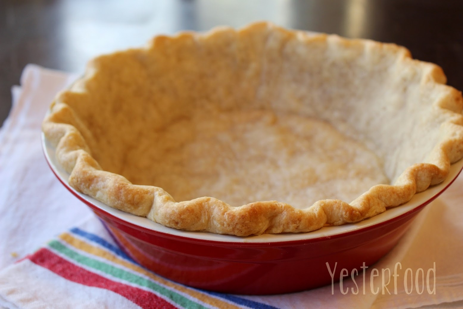 ... this post for more information on making an all-coconut oil pie crust