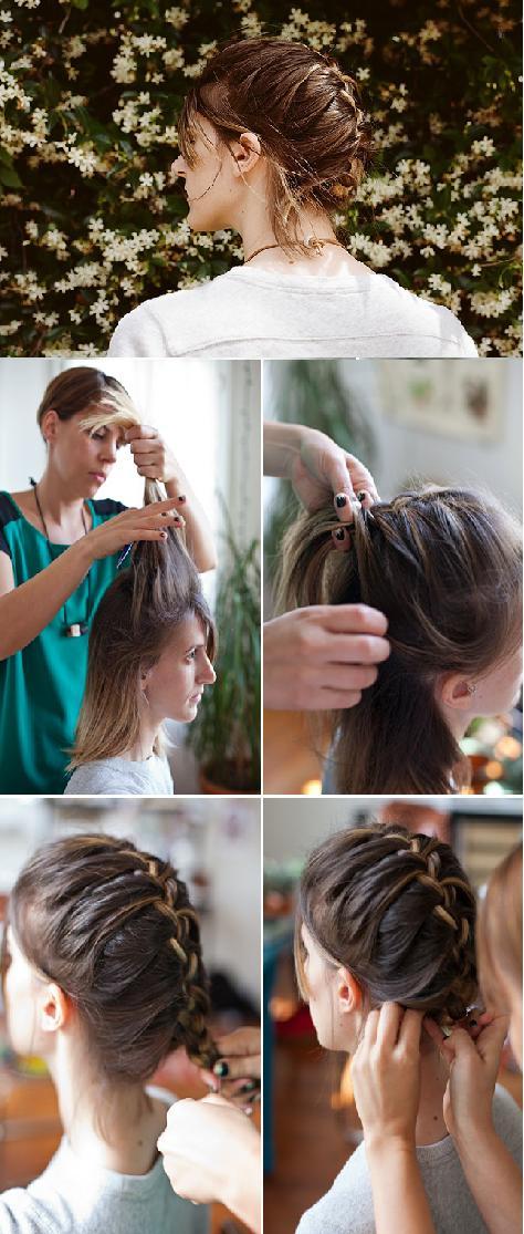 braid tutorial ...