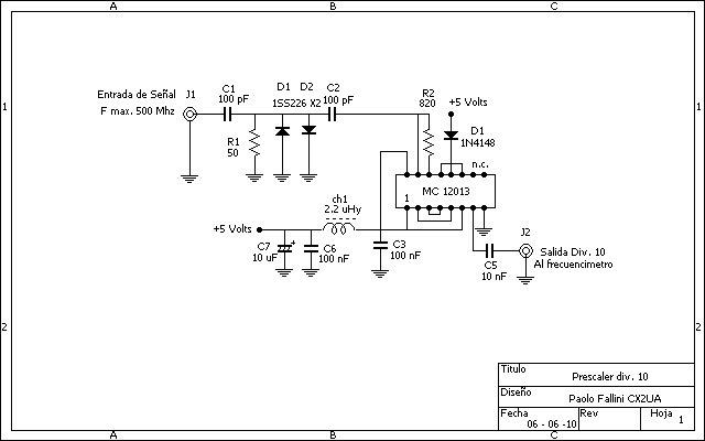 prescaler de 500 mhz divisor por 10 rh cx2ua blogspot com