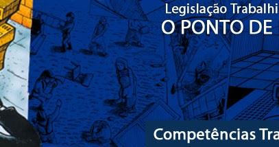 Curso de legislacao trabalhista senai