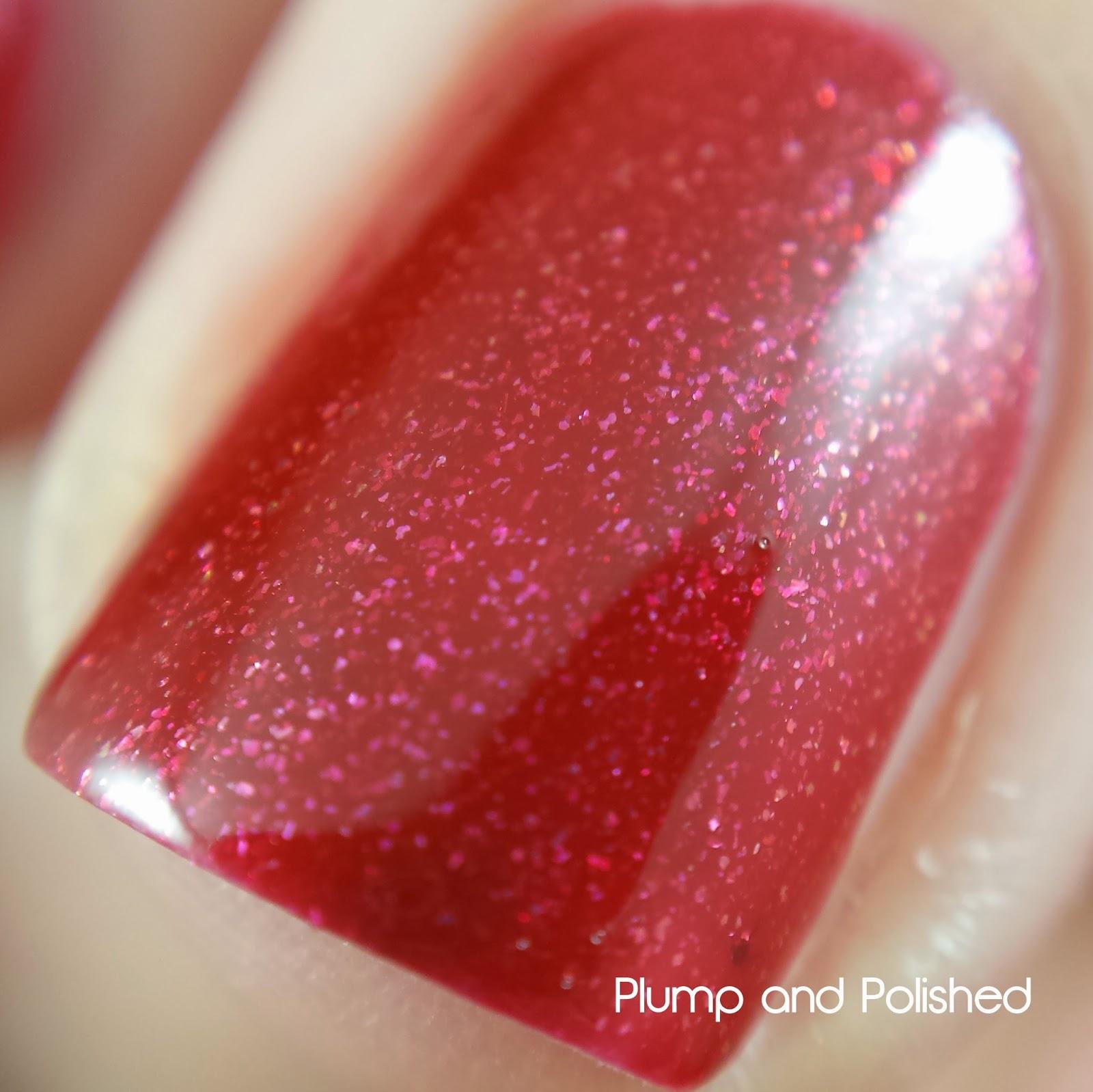 ellagee - Sparkling Gemstones: Glimmering Ruby