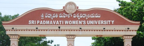 Sri Padmavati Mahila University Distance B.Ed Notification