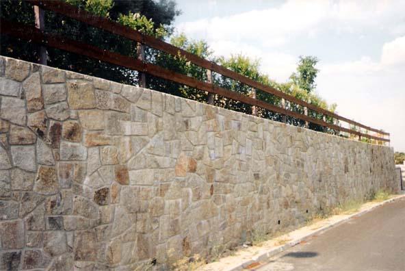 Materiales de construccion muros y sus clasificaciones for Piedra para muros exteriores precio