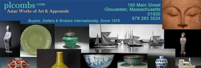 plcombs Chinese and Asian Antique Dealer, Gloucester, Mass