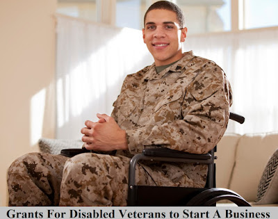 Grants For Disabled Veterans to Start A Business